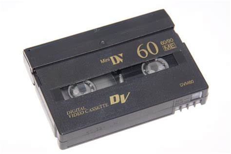 cassette mini dv riversamento mini dv editing