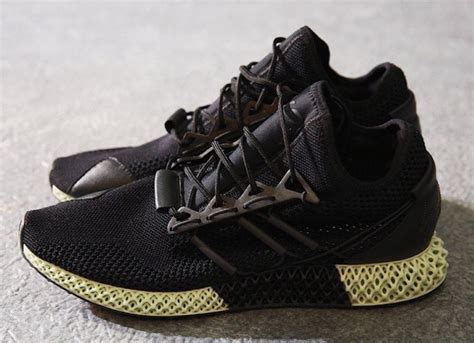 Adidas 4d Futurecraft By Shoeprise adidas y 3 futurecraft 4d black release info sneakerfiles