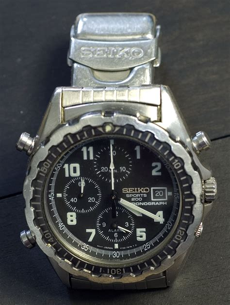 Seiko 7t32 seiko 7t32 chronograph help needed