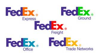 fedex colors fedex logo history print