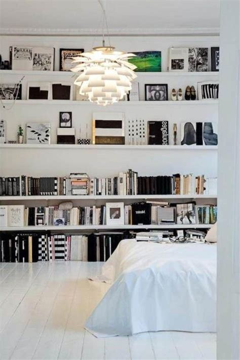 decoration ideas small rooms interior bookshelf