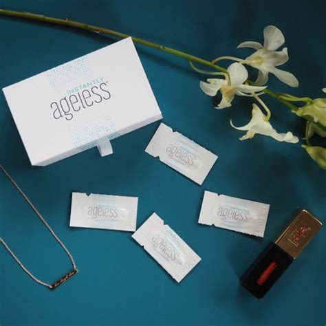 Instantly Ageless Jeunesse 2019 instantly ageless like botox in a sachet