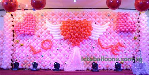 Wedding Balloons Ideas by Wedding Decoration Ideas Balloons Gallery Wedding Dress