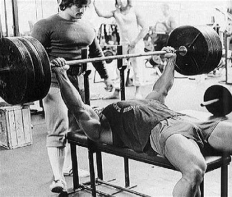 doing bench press how many reps should you do to build muscle lee hayward