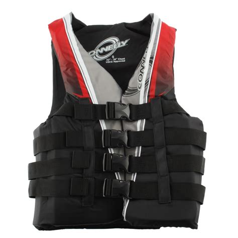 Buckle Vest connelly 4 buckle wakeboard vest 2012 evo outlet