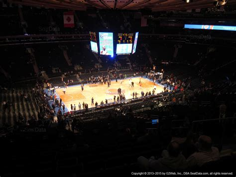 section 209 msg madison square garden section 209 new york knicks