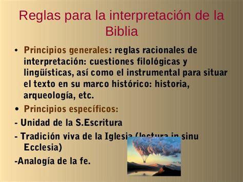 unidad 23 celebremos nuestra cultura adquisicin de la la interpretaci 243 n de la biblia 52