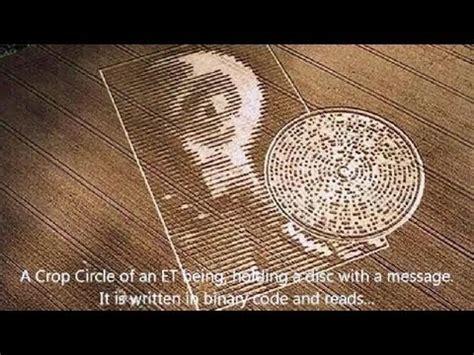 figuras geometricas hechas por extraterrestres la verdad de los circulos extraterrestres de trigo en