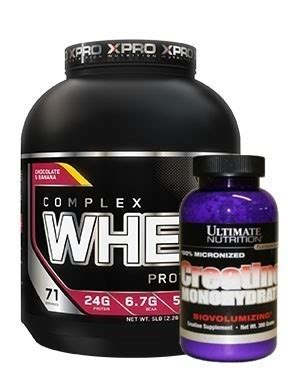 protein 7 creatine xpro whey complex ultimate creatine 300gr