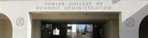 Sdsu Business Mba by Required Courses Business Advising Center Fowler