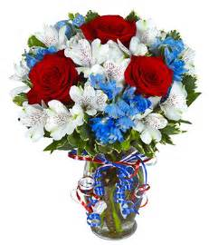 Fruit Baskets Delivered Red White And Blue Flowers At From You Flowers