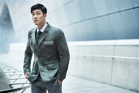 so ji sub news today korean actor so ji sub is the new face of boss