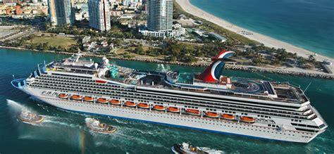 cruise travel information cruise port of miami