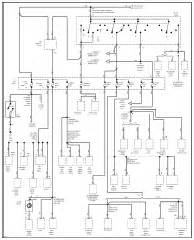 1997 ford expedition electrical system wiring diagram