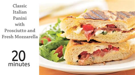 Sandwich Pizza Mozarela prosciutto sandwich recipes mozzarella