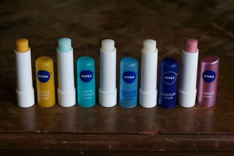 Lipgloss Nivea nivea lip balms 5 in 5 days a giveaway