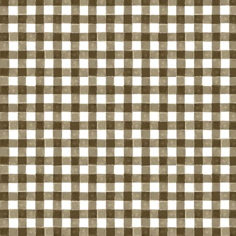 brown gingham pattern brown watercolor gingham wallpaper at the cottage