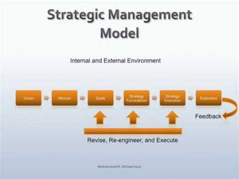 Management Strategic 5 In 1 5 strategic management