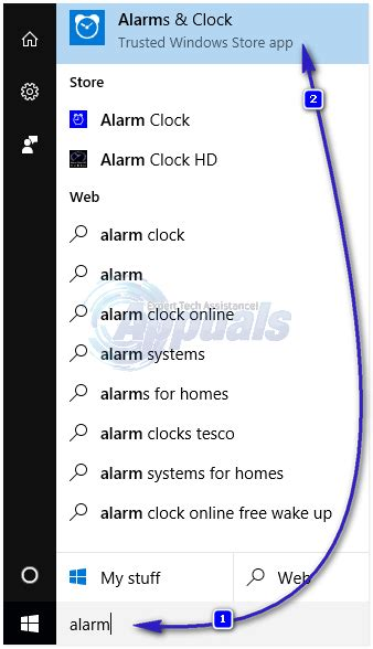 best guide setup timers alarms and clocks in windows 10 appuals