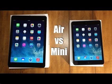 Air Vs Mini air vs mini with retina display in depth comparison benchmarks more