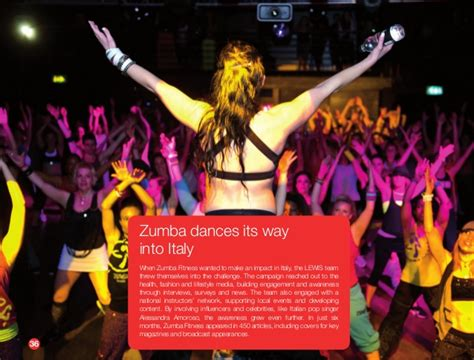 zumba steps conversion our story lewis pr