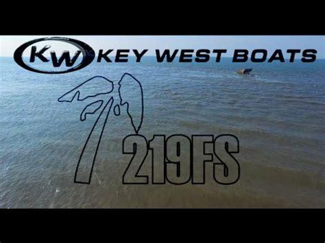 youtube key west boats cape harbor marine key west boats 219fs droneone youtube
