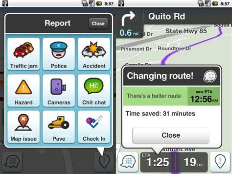 tutorial waze android waze untuk pengguna jalan raya dan trafik free
