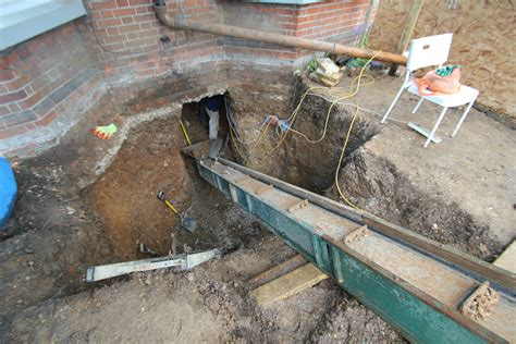 retro fit basement construction maidenhead berkshire