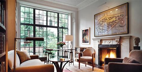 Contemporary Townhouse steven harris architects west 87th street townhouse is a