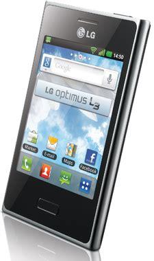 Lg Optimus L3 E400 Nos lg optimus l3 e400 fiche technique photos et vid 233 os