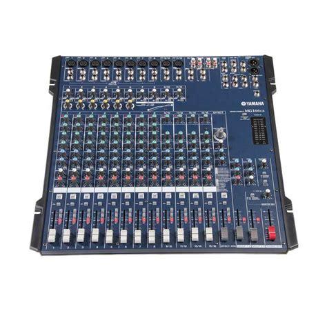 Mixer Yamaha Mg166cx Usb 10 Input Mic jual mixer yamaha cek harga di pricearea