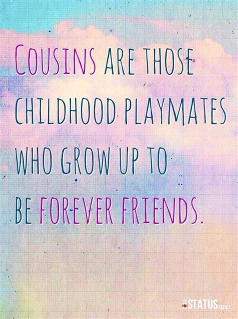 printable cousin quotes cousin quotes quotation inspiration