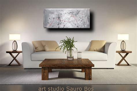 tele da arredo quadri astratti moderni grandi dimensioni sauro bos