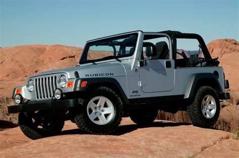 1997 Jeep Wrangler Review 1997 2006 Jeep Wrangler Used Car Review Autotrader