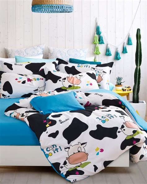 Cow Duvet Cover White And Black Bed Sheets Blue Bed Sheets Scooby Doo Bed Sheets