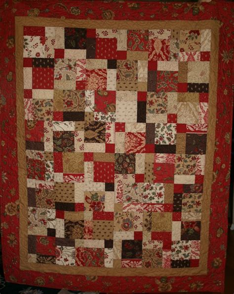 Traditional Patchwork Quilts - 596 best images about quilt disappearing nine patch on