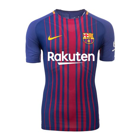 barcelona jersey 2017 fc barcelona home authentic jersey 2017 18 fcb official