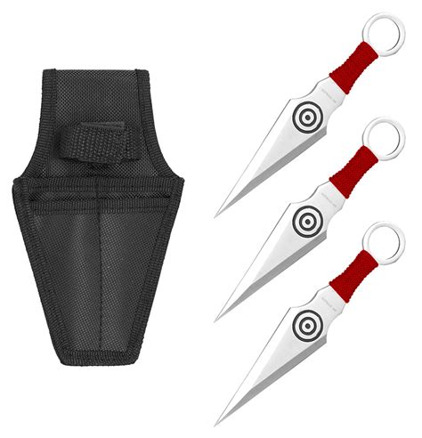 printable throwing knife targets 3 pc target throwing knives red