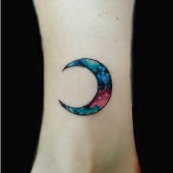 14 galaxy inspired tattoos that are out of this world