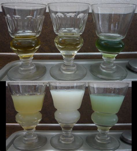 absinthe color absinthe color get to lucid absinthe