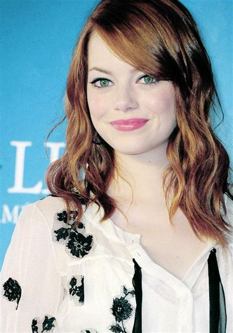 emma stone forehead 1587 best images about cum celebs on pinterest