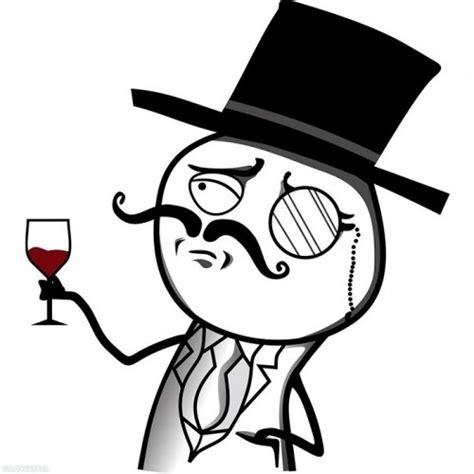 create meme gentleman gentleman monocle meme