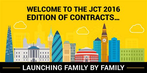 jct design and build contract summary jct 2016 edition the joint contracts tribunal