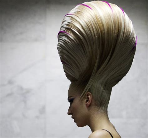 Outrageous Hairstyles 8 outrageous hairstyles all for charity bit rebels