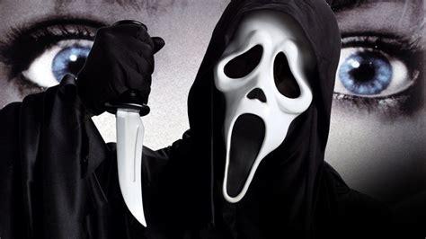ghostface film my favorite horror movie is scream a ghostface love story