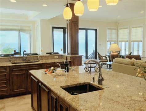 kitchen dining room combo floor plans cuisine ouverte sur salon une solution pour tous les espaces