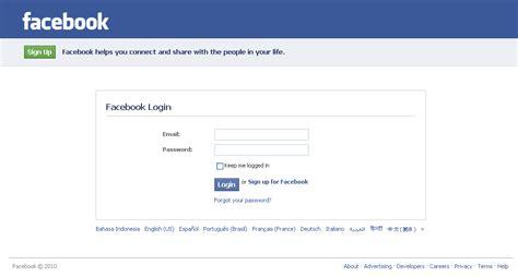 buat akun facebook indonesia cara buat akun facebook myideasbedroom com