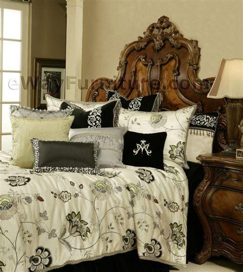 Aico Bedding Sets Arianna Bedding Set By Aico