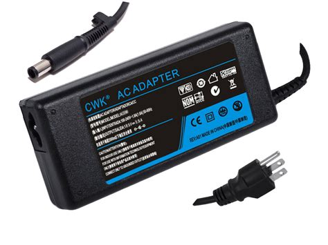 Battery Hp Power 65w ac adapter charger power supply fr hp compaq nc6400