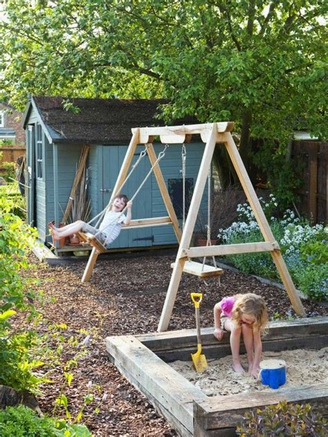 garden swing kids best 25 child friendly garden ideas on pinterest garden